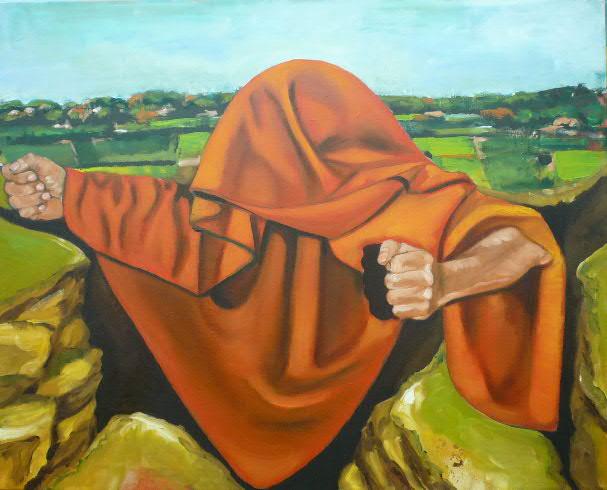 Voile Orange